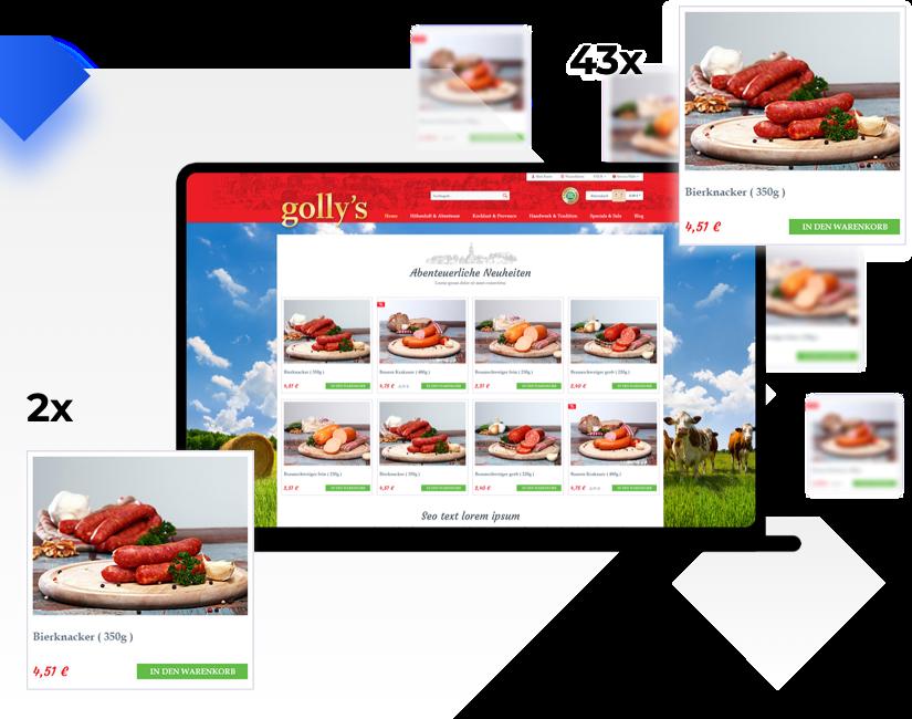 Shopsoftware Shopware für B2B und B2C